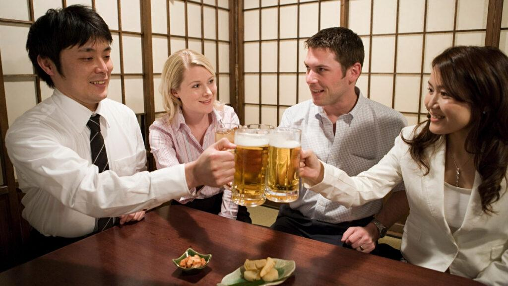 Izakaya Dining in Tokyo