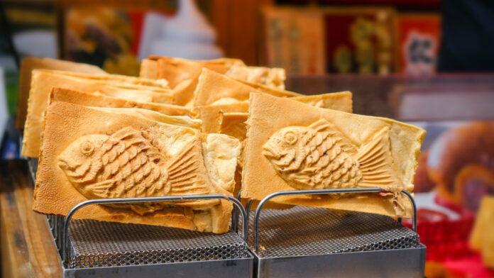 Taiyaki Sweet Potato Cake Jiyugaoka