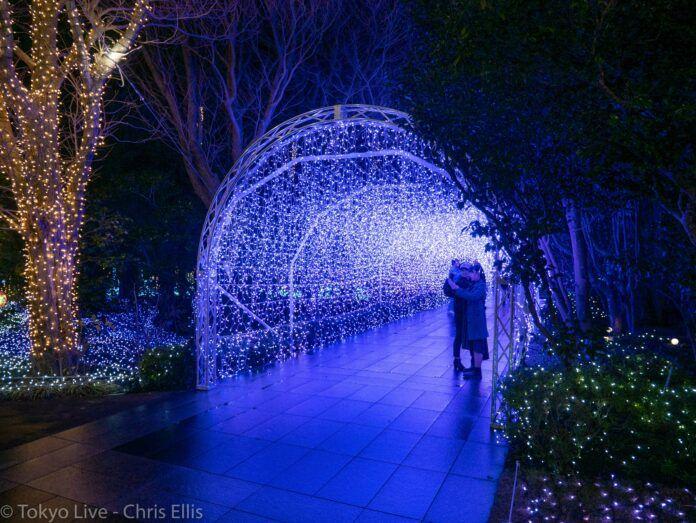 Enoshima Illumination Walkway