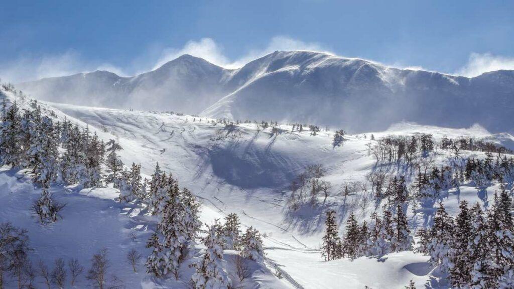 Tokyo Area Ski Resorts, Ski resort near Karuizawa