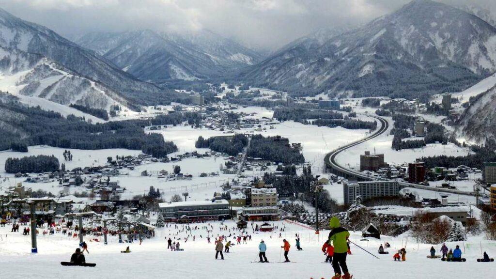 Children Friendly Ski Resorts Around Tokyo