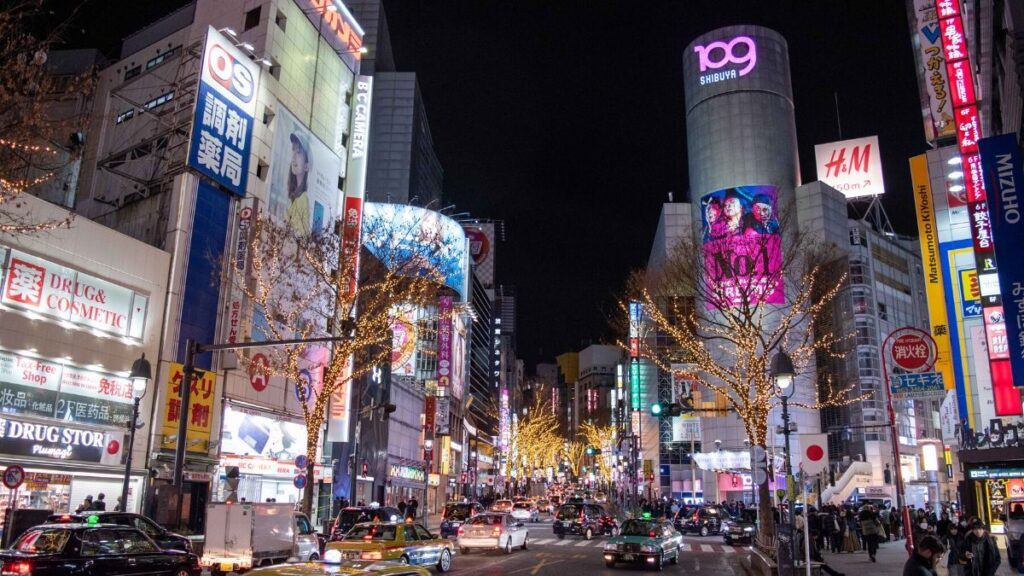 Shibuya - Most famous Entertainment District in Tokyo