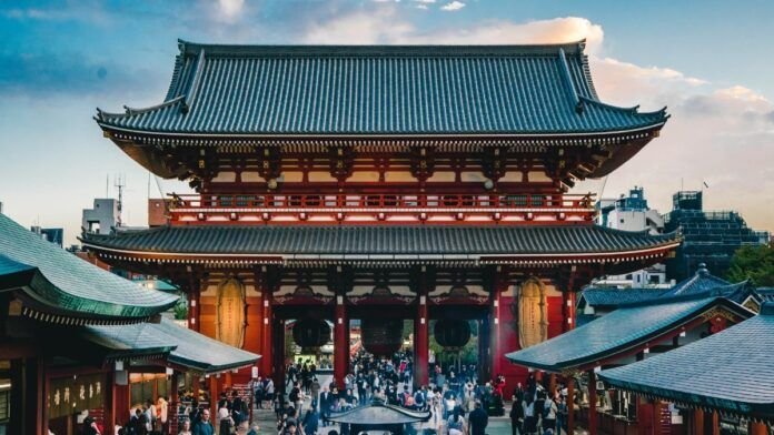 The Best Temples & Shrines in Tokyo