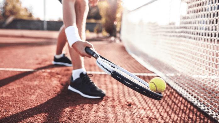 Playing Tennis in Tokyo